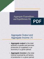 Aggregate Expenditure
