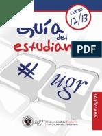 Guia Del Estudiante.ugr.2013