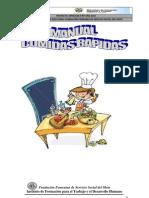 Manual de Comidas Rapidas Fomipyme 038-9