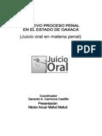 Juicio Oral en Materia Penal - Gerardo Carmona Castillo