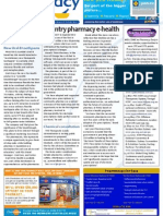 Pharmacy Daily for Fri 08 Feb 2013 - e-Scripts, toothpaste breakthrough, drugs in sport, CPD and much more