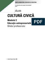 A Doua Sansa Secundar Cultura Civica Profesor 2