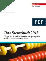 Steuerbuch 2012