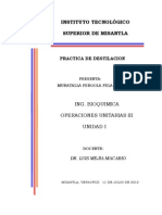 Practica de Destilacion de Vinofela Iliana Muratalla Pergola)