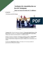07-02-2013 Puebla Noticias - Inicia RMV trabajos de remodelación en jardín de niños de Atempam.pdf