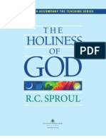 Holiness of God (Study Guide)