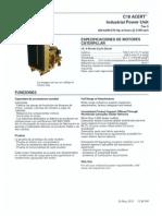 Motores Industriales Diesel Cat c18 Acert