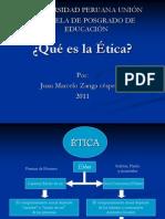 01-Qué es la Ética