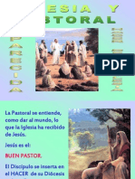 7. Iglesia y Pastoral