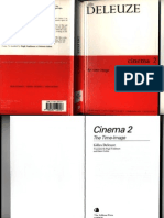 Gilles Deleuze Cinema 2
