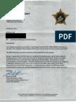 Ramsey Co. Sheriffs Response to MGDPA re