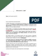 Jornadas ADEP 2013 Circular 2