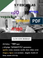 2.Escribas y Escuelas Pr. Alfredo 5 Feb