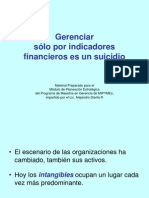 Gerenciar sólo por indicadores financieros es un suicidio 2vB