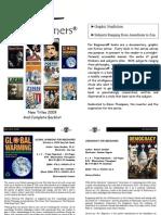 For Beginners 2009 Catalog