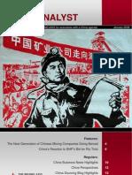 The China Analyst - January 2008