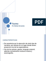 3 Teatro