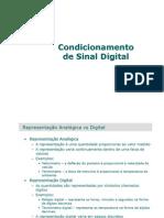 Cond Sinal Digital
