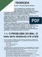 TEOLOGIA CONTEMPORÂNEA-TEODICEIA (1)