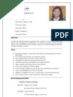 Resume Rean