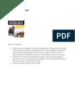 Akuntansi Sektor Publik - Mardiasmo