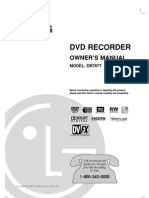 DR787T DVD RECORDER OWNER'S MANUAL