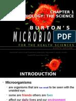 Burton's Microbiology Ch1