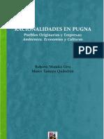 83 Racionalidades en Pugna Pueblos Originarios y Empresas Ambientes Economias y Culturas