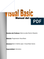 Manual Tecnico Visual Basic