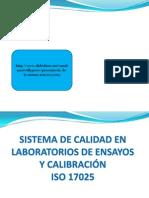 OJO ISO 17025 presentación