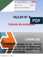 Simulacion Chemcad_taller 8