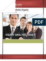 EQUITY NEWS LETTER 08Feb2013