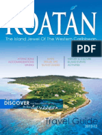 Roatan Travel Guide 2012-13