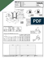 VSG pipe fabrication