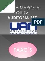 Taacs Auditoria Ped (2)