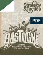 S&T 020 - Anzio + Bastogne