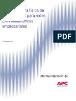 Infraestructura Fisica Para Redes LAN Inalambricas Empresariales