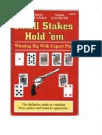 Teoria Del Poker Sklansky Ebook
