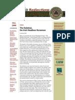 2008October the Dullahan, The Irish Headless Horseman