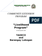 Tree Planting REport 2012- 2013