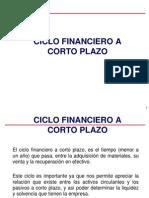 El Ciclo Financiero a Corto Plazo