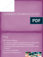 complete General Pharmacology