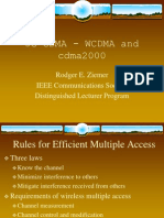 3g Cdma - Wcdma and Cdma2000_2