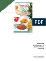 Manual Practicas Para El Procesamiento de Frutas