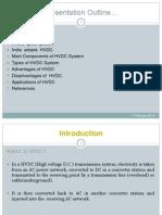high voltage dc