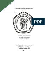 Analisi Konflik & Teori Agensi