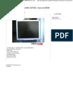 Lcd Monitor 17 Square (Kotak ) Second Merk Ben q - Tokobagus