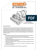 Take-Up Winches Mk2