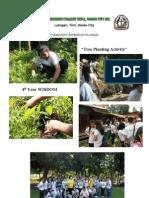 Tree Planting REport 2011- 2012