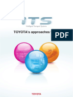 TOYOTA's Approaches to ITS